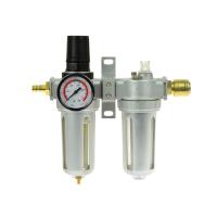Oro srauto reguliatorius su filtru ir tepaline dydis1/2