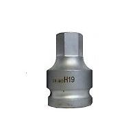 Antgalis 3/4 HEX19 / 60mm ilgio