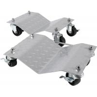 Vežimėliai-platformos / 2vnt. / 680kg