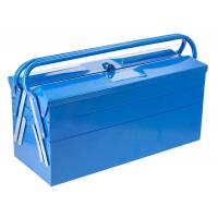 Dėžė metalinė įrankiams 5skyrių 55*20,5*29,5cm
