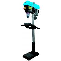 Profesionalus stacionarus gręžtuvas 16mm LEMAN PRC020 / 100mm spaustuvas / 600W