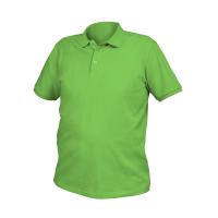 Tobias marškinėliai žalios spalvos medvilniniai, dydis XL