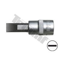 Įpresuotas SL5,5mm (-) antgalis 3/8 terkšlei
