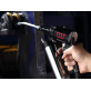 Pneumatinis švirkštas-pistoletas tepalams 400ml tepimo taškams - MightySeven SG-400