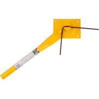 Rankinės staklės armatūros lankstymui 6-8mm / armatūros lenkimo prietaisas