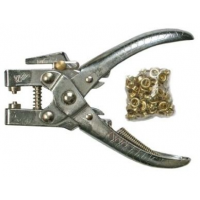 Replės žiedinėms kniedėms 165mm
