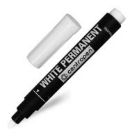 Permanentinis markeris baltas