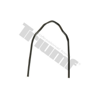 Kampinė kabė 0,8 mm - 100 vnt. ( įrankiams 29088 / 14009 )