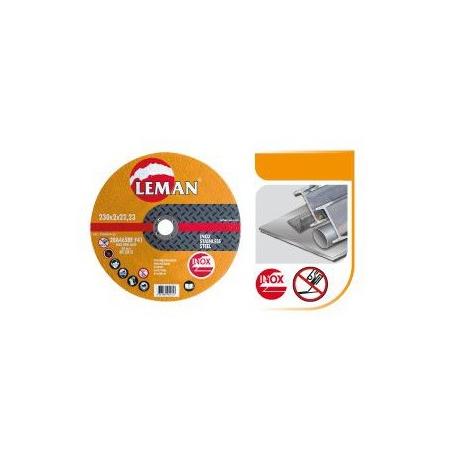 Diskas pjovimo 125x1,0x22,23mm INOX