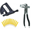 Įrankiai padangų remontui