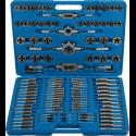Įrankiai sriegimui: sriegikliai, sriegpjovės, sriegmačiai