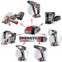 Akumuliatoriniai įrankiai su keičiama Li-ION baterija
