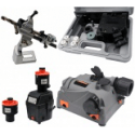 DRILL SHARPENER, lubricants to facilitate drilling