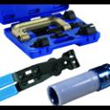 Car chassis repair tools