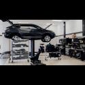Equipment for garages