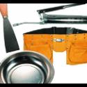 Kiti įrankiai autoservisams, priedai dirbtuvėms