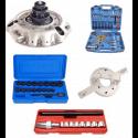 Sankabos remonto įrankiai