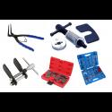 Suportų remonto įrankiai