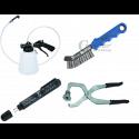 Stabdžių remonto, nuorinimo įrankiai