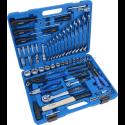 Įrankių komplektai su priedais