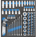 Inch tools (spanners, sockets, sets)